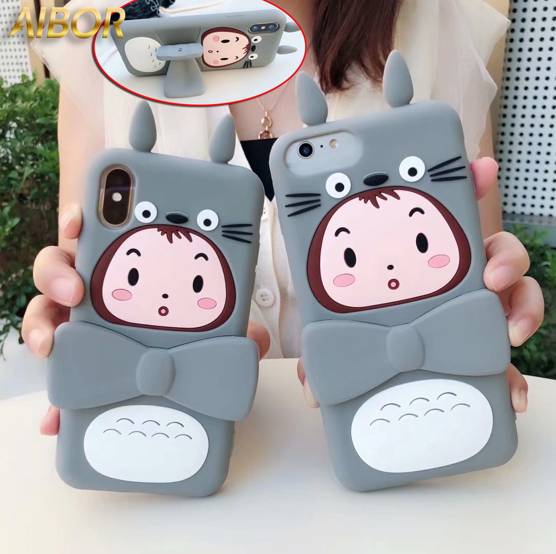 Totoro cosplay 3D phone case