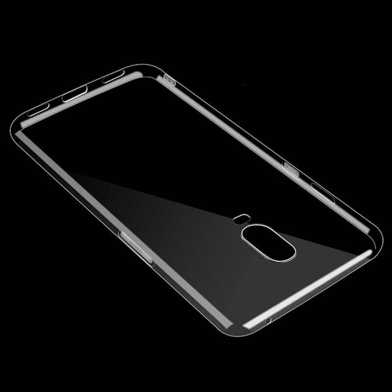 OnePlus 6 т случае Роскошные прозрачные мягкий чехол из силикона и ТПУ для One Plus OnePlus 6 Т 6 5 т 5 3 т 3 2 т чехол для телефона задняя крышка