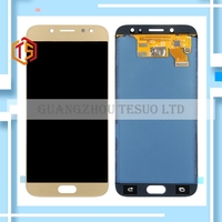 Guaranteed 100 HH 1pcs J7 2017 Display For Samsung Galaxy J7 Pro J730 J730F LCD Touch