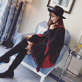 2016 new style Autumn/Winter Knitted tassel cloak scarf women shawl skyour ,size116*157cm