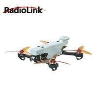 Radiolink Wolf QAV 210 FPV мини Дрон HD камера передача изображения в реальном времени 360 градусов воздушный Флип углеродного волокна Бесплатная достав