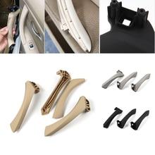 Panel Pull-Trim-Cover Interior-Handle Inner-Door-Armrest E91 3-Series BMW Car for E90