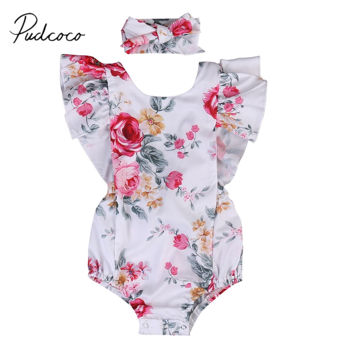 Magic Cube Newborn Baby Short Sleeve Romper Infant Summer Clothing