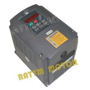 Image 5 - EU 무료 VAT CNC 1.5KW 220V 공냉식 스핀들 모터 ER11,24000rpm 및 1.5kw 인버터 VFD 2HP 220V CNC 라우터 조각 밀링 용