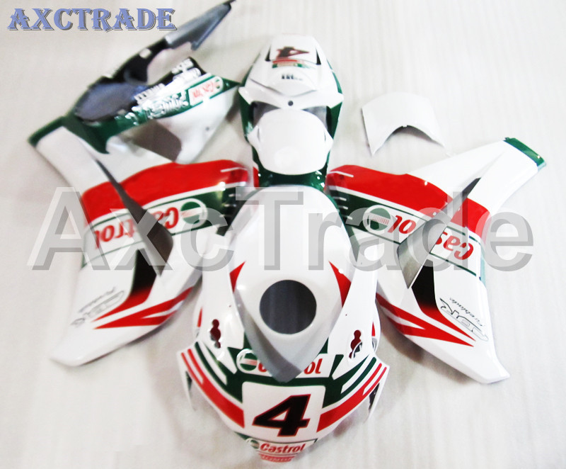 Motorcycle Fairings For Honda CBR1000RR CBR1000 CBR 1000 RR 2008 2009 2010 2011 ABS Plastic Injection Fairing Bodywork Kit No4
