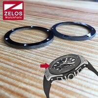 HUB Ceramic Watch Bezels Inserts For Hublot Big Bang 44mm Automatic Watch Bezel Loop Replacement Parts