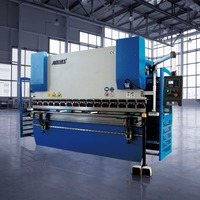 NC Iron Plate Press Brake High Precision Press Brake Bending Machine Metal Sheet Folding Machine