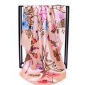 high quality silk scarf shawl women Thick women scarf Luxury high-grade Brand Designer chiffon scarf thin-b165