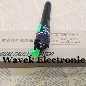 Image 2 - 20mW 20km visual fault locator fiber laser cable tester Equipment FTTH fibe optic tools