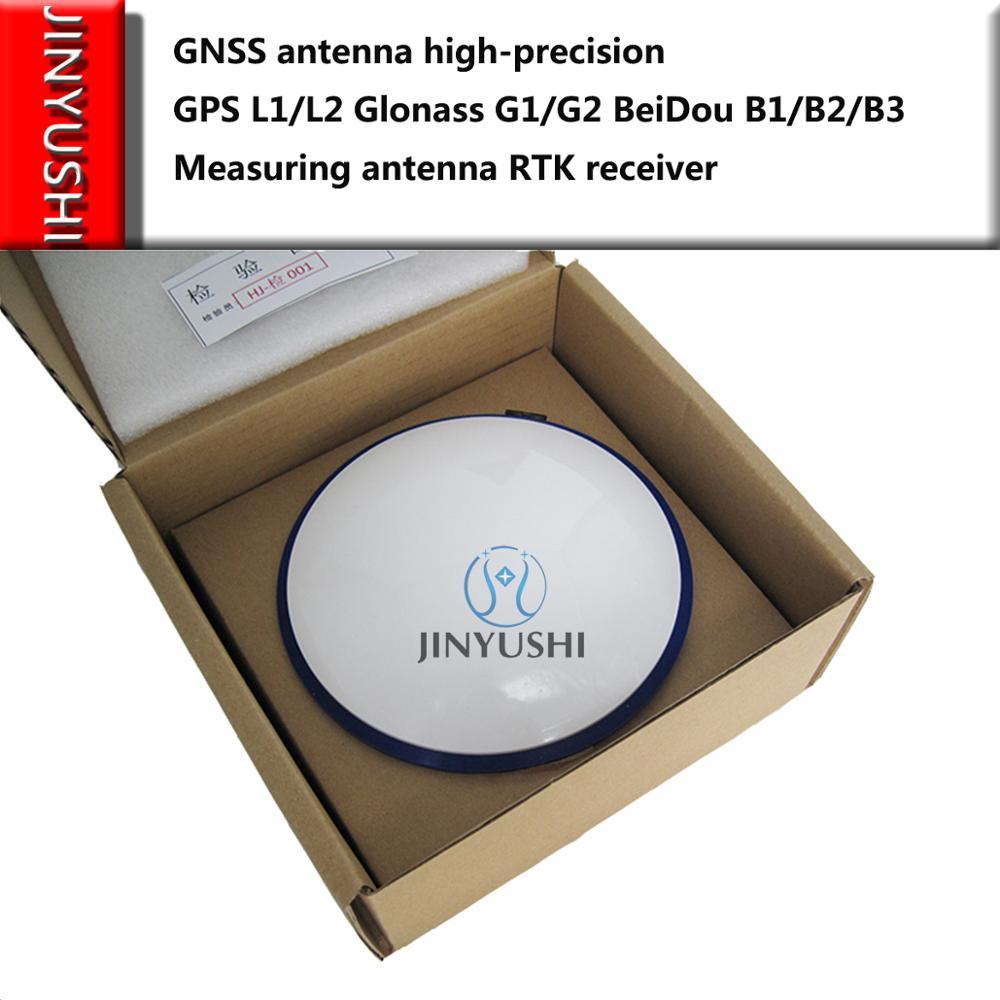 JINYUSHI per GNSS GPS antenna L1/L2 Glonass G1/G2 BeiDou B1/B2/B3 di alta- di misura di precisione antenna CORS RTK ricevitore