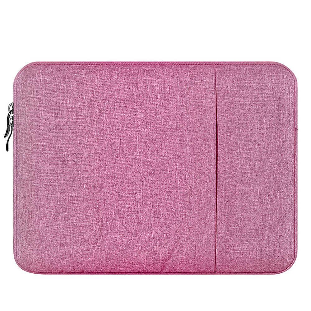 Nowy pokrowiec na laptopa torba na notebooka etui etui na macbooka Air 11 12 13 14 15 Pro 13.3 15.4 Retina torba unisex rękaw dla Xiaomi Air