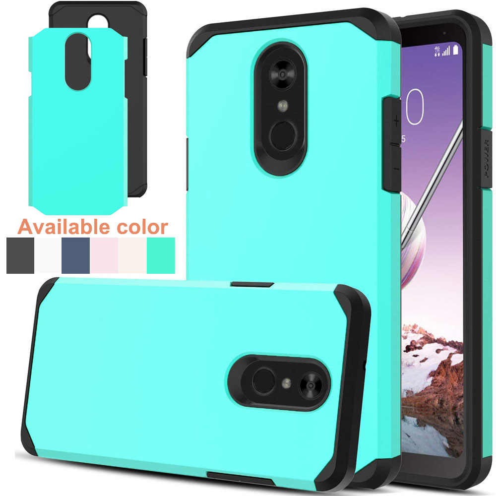 Detail Feedback Questions about Slim Case For LG Q Stylo 4 Case