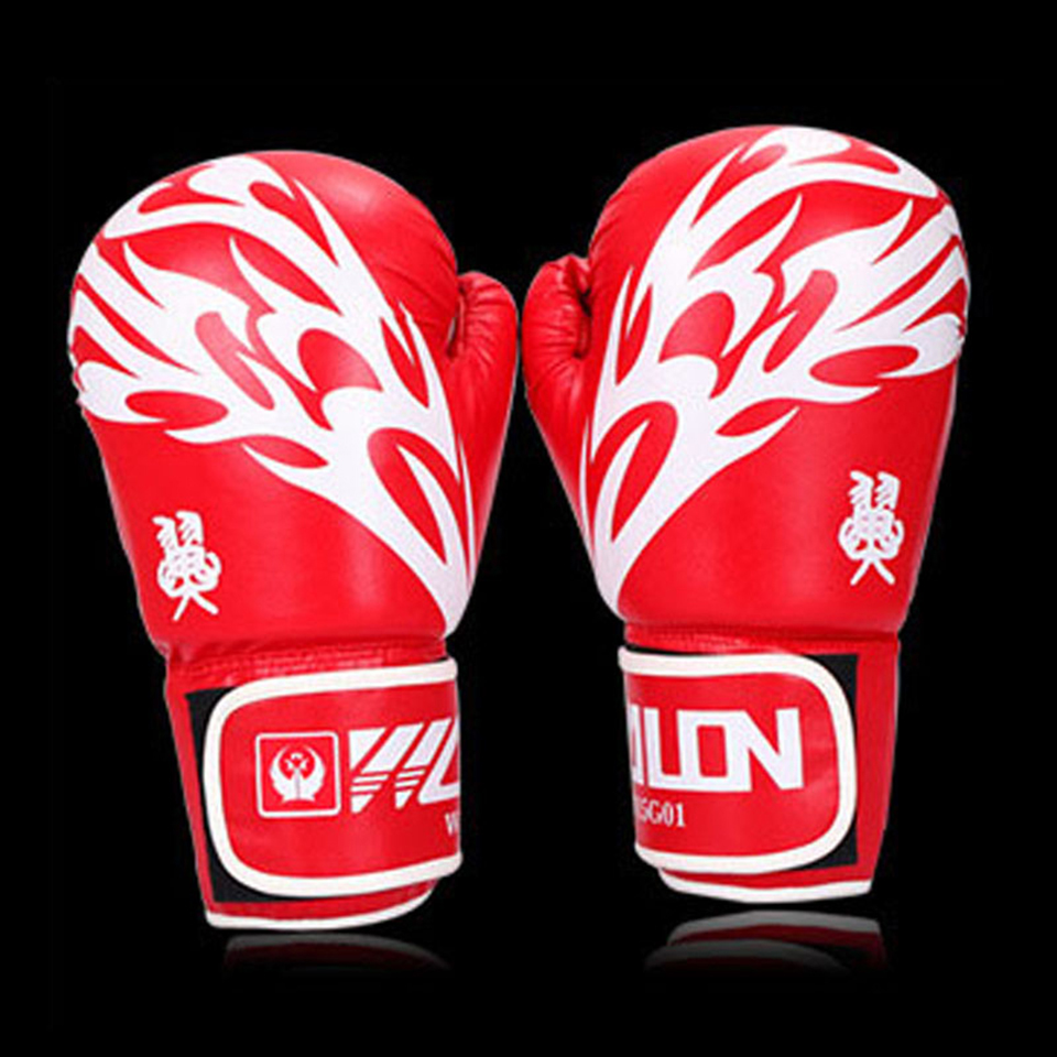 New style boxing Gloves Twins Muay Thai MMA gloves Grant Luva De Boxe Boxing Gloves Professional Training Equipment цена