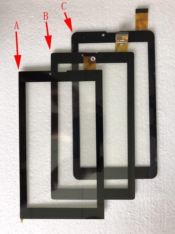 1 $ A + 7''Protective película/Sensor del Panel de la pantalla táctil para Digma Optima 7,21 3G TT7021PG FPC-FC70S706-01 YLD-CEG7253-FPC-A0