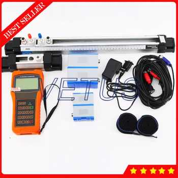 DN50-6000mm Portable handheld TUF-2000H Ultrasonic Flowmeter with TM-1 TL-1 Transducer HM EB-1 Bracket Digita Liquid Flow Meter - DISCOUNT ITEM  10% OFF All Category