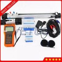 TUF 2000H портативный ручной DN50 6000mm Ультразвуковой расходомер с TM 1 TL 1 преобразователь HM EB 1 кронштейн Digita расходомер жидкости