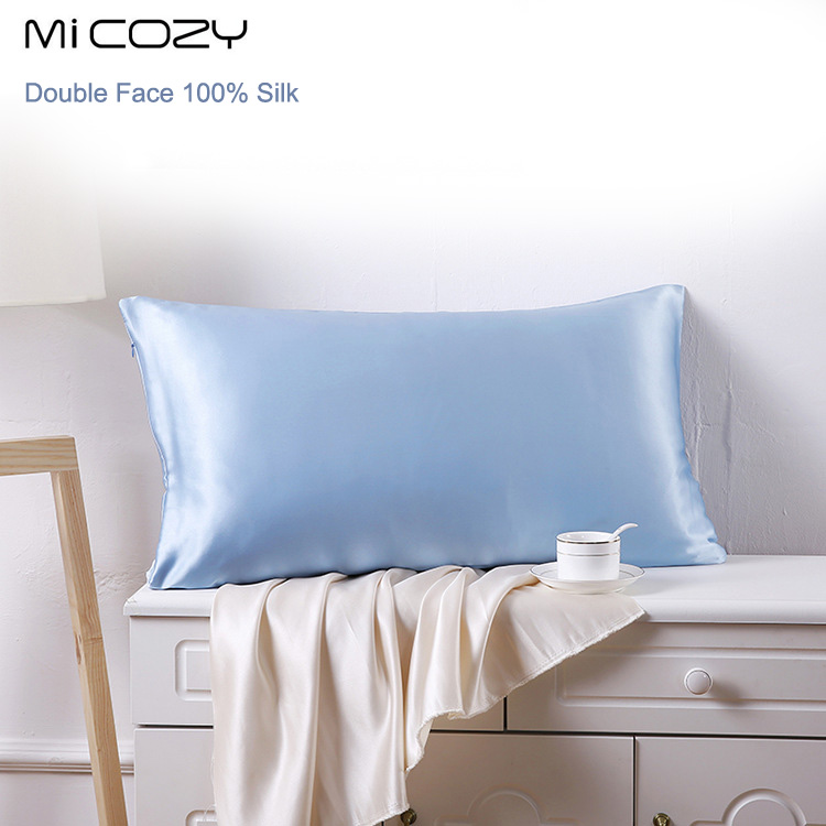 100 Mulberry Silk Single Pillowcase Charmeuse Satin