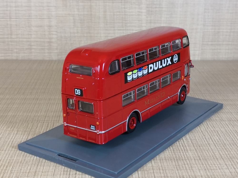 1.76 CORGI OM45608A MIDLAND Red Bus Dudley BMMO D9 double destination