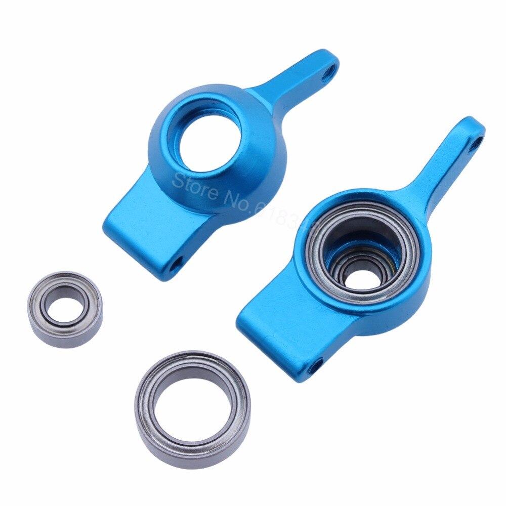 Mise à niveau des pièces En Aluminium Arrière Hub A959-05 Pour WLtoys 1:18 Modèle RC Voiture A949 A959 A969 A979 k929