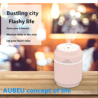 200 ml Car charger Humidifier Mini Air Purifier Aroma Diffuser Auto Air Freshener Aromatherapy Mist Maker with 1pcs sponges 1+3