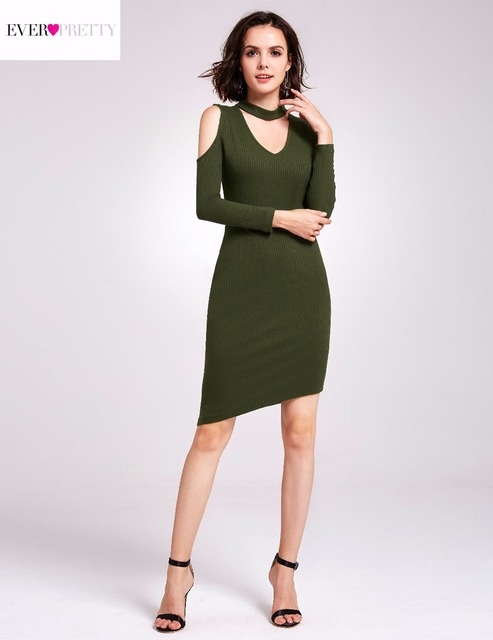 Sexy cocktail dresses green