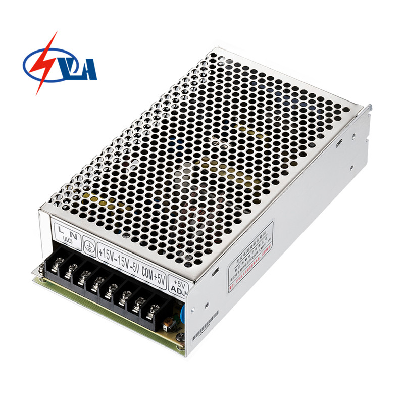 Q-120D 120W Quad output power supply switched-mode power supply 5/12/24/-12V converter q 120d ce power supply 5v 12v 24v 12v quad output 120w switching power supply