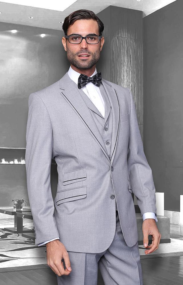 Compare Prices on Grey Wedding Tuxedos- Online Shopping/Buy Low ...