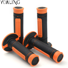 7/8'' 22MM handle grip handlebar grips For  DUKE 690 Enduro R 990 SMR/SMT 1090 Adventure 1050 RC125 RC200 RC390 125 200 DUKE цены