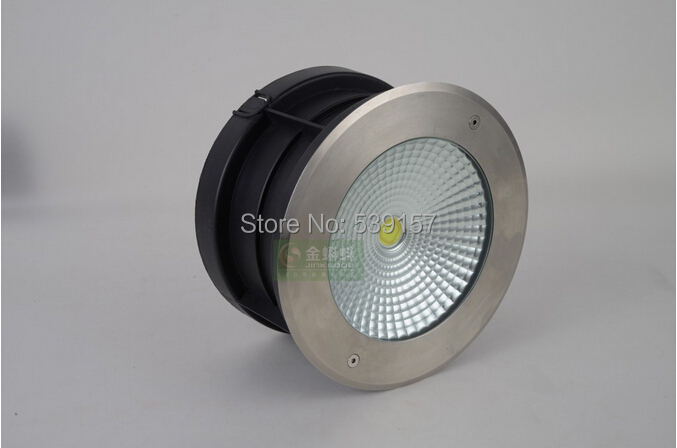ФОТО Free Shipping 10pcs led underground lamp 20W ,cob, 85~265v,warm cold white buried light/inground lamp,garden/outdoor 180x120mm