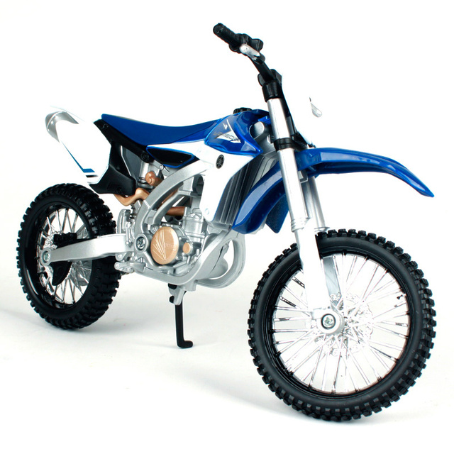 Maisto 1:12 Yamaha YZ 450F MOTORCYCLE BIKE Model FREE SHIPPING 13021 ...