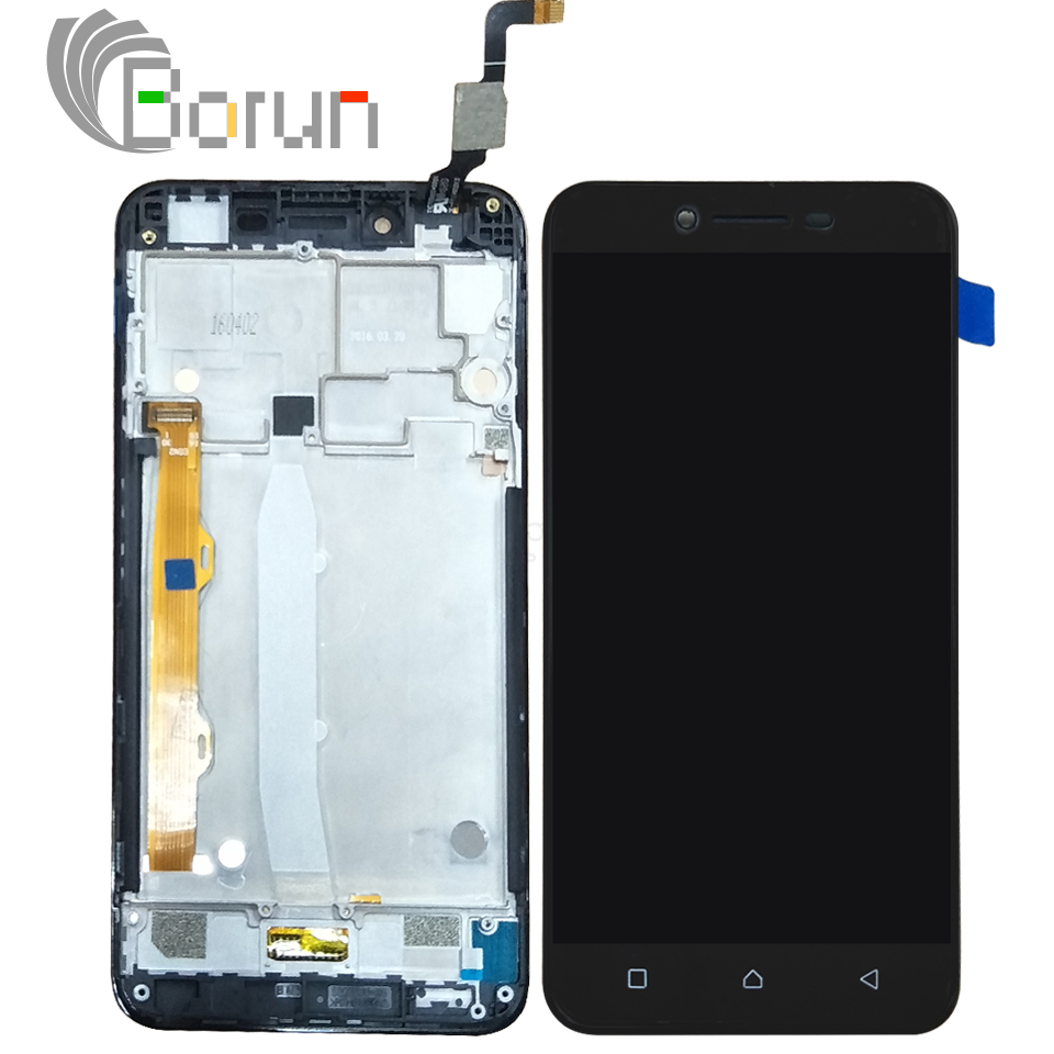 Suiltable For Lenovo vibe k5 A6020A40 LCD Screen Display frame Touch Panel Digitizer Assembly with Frame Repalcement A6020A41 for lenovo vibe x2 pro lcd display touch screen panel with frame digitizer accessories for lenovo vibe x2 pro x2pt5 5 3 phone