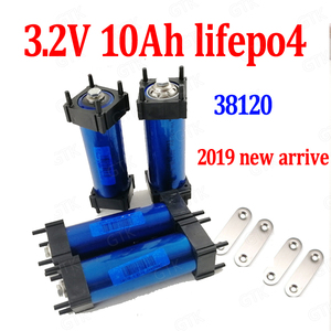 new arrive 38120 38120S Lifepo4 3.2v 10ah lithium battery deep cycle for DIY 12V 36V 20Ah scooter vehicle cleaning machine(China)