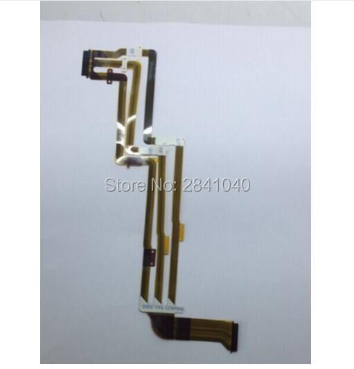 NEW LCD Flex Cable For SONY HDR-PJ660 HDR-PJ630 HDR-PJ650 PJ660 PJ630 PJ650 E CX630 CX630E Video Camera Repair Part