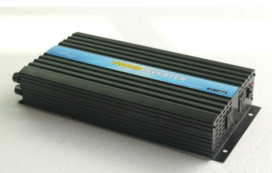 Off-grid 12v  to ac 220v 2000w pure sine wave inverter,  dc to ac inverter, ,CE&ROHS  approved,free shippingOff-grid 12v  to ac 220v 2000w pure sine wave inverter,  dc to ac inverter, ,CE&ROHS  approved,free shipping