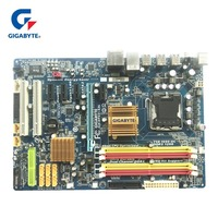 Gigabyte GA EP43 S3L 100% Original Motherboard LGA 775 DDR2 Desktop Computer Mainboard 16GB EP43 DS3L EP43 UD3L Used Boards P43