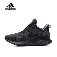 Оригинальный официальный Адидас Alphabounce Beyond Bounce Мужская Беговая спортивная обувь уличные кроссовки хорошего качества удобные AQ0573