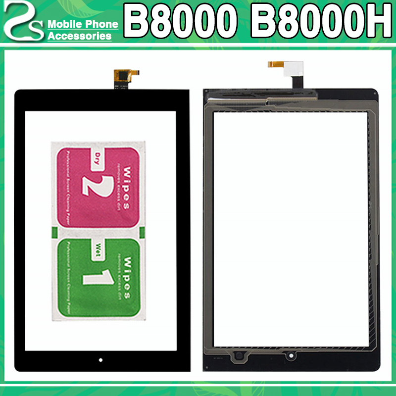 New <font><b>B8000</b></font> Touch Screen For Lenovo Yoga Tablet 10 <font><b>B8000</b></font> <font><b>B8000</b></font>-H Touch Sensor Glass Digitizer Panel Replacement image