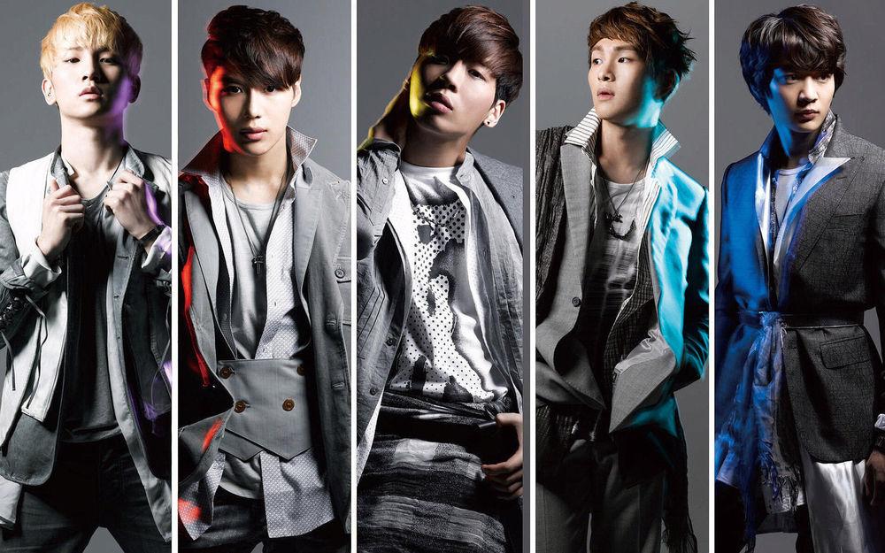 SHINee | Kpop Wiki | Fandom powered by Wikia