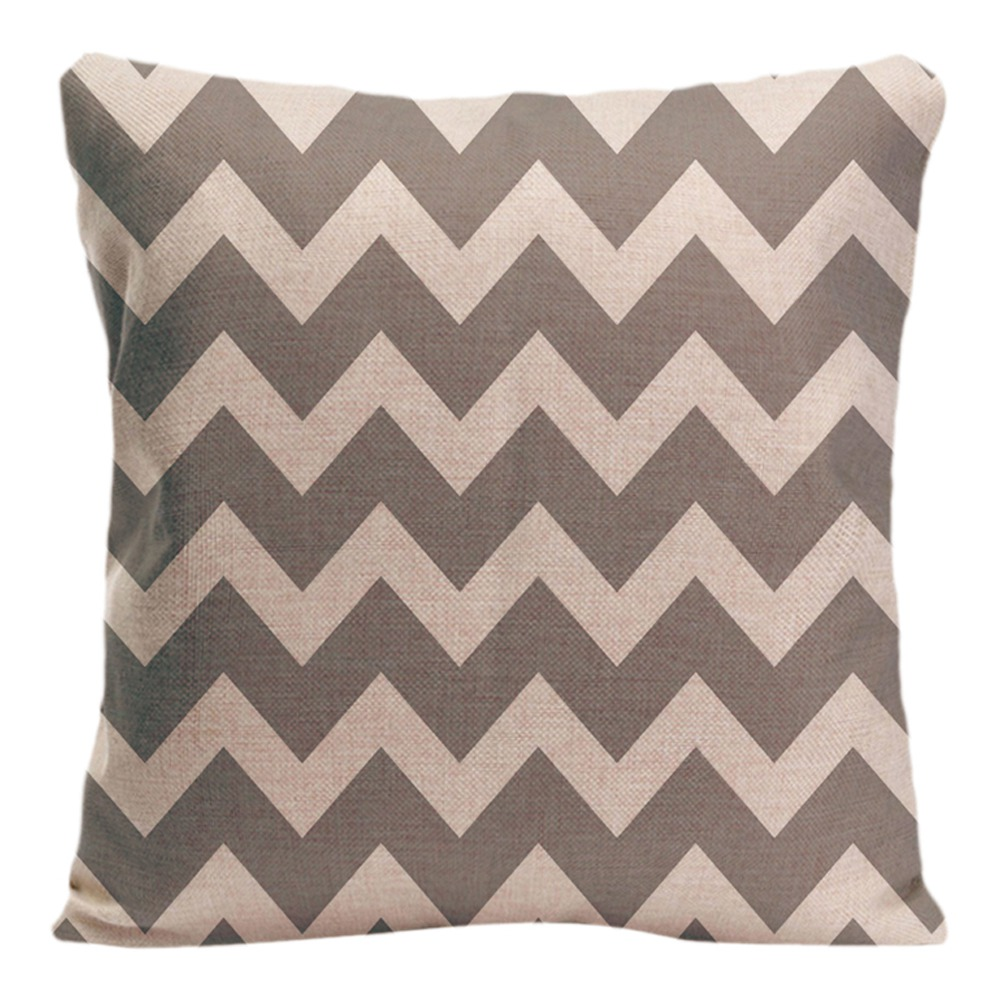 popular grey decorative pillowsbuy cheap grey decorative pillows  - grey white pink striped cushion cover decorative pillow for car coversgeometric pillow case cotton linen