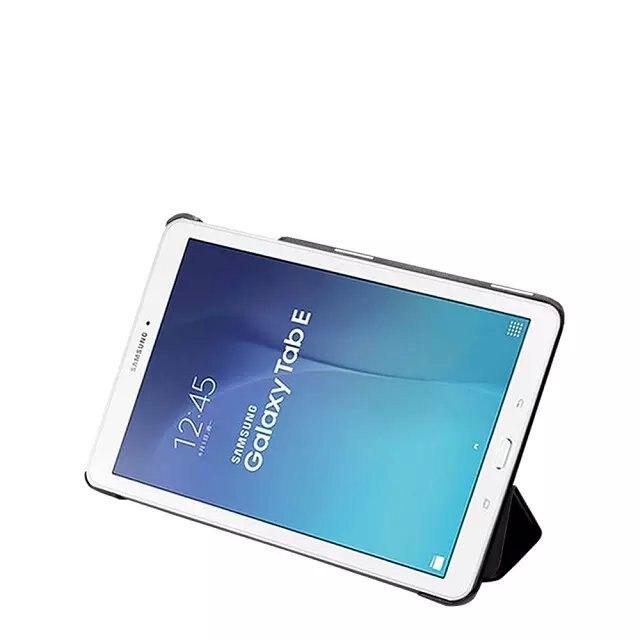 2018 yeni kılıf samsung galaxy tab E 9.6 T560 T561 9.6 '' tablet - Tablet Aksesuarları - Fotoğraf 3