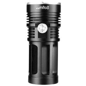 Image 2 - 10T6 11T6 12T6 13T6 14T6 XML T6 ultra jasne led latarka 18650 przenośny wysokiej mocy latarka taktyczna 5 trybów polowanie Camping