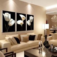 3pcs/set Hotel Wall Decor Painting Sofa Background Wall Decoration HD Picture Art Painting Livingroom Wall Hanging Frameless PIC(China)