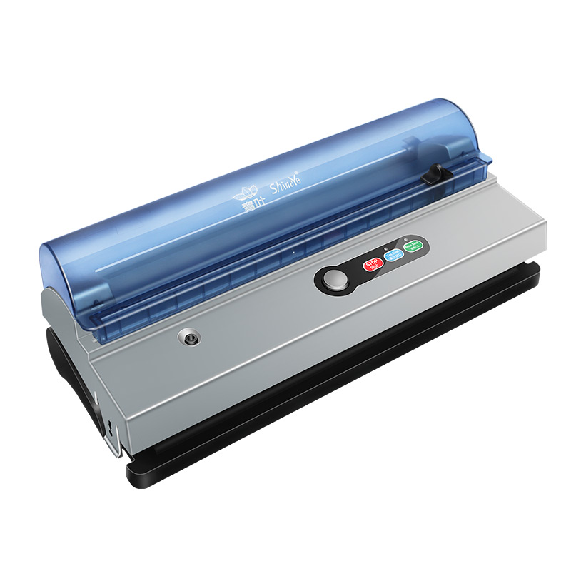 Commercial Food Vacuum Machine Compression Automatic Packing Machine Small Sealing Machine Plastic Bags Vacuum Sealer jiqi food vacuum sealer automatic vacuum wet and dry sealing packer electric plastic packing machine fruits saver with free bags