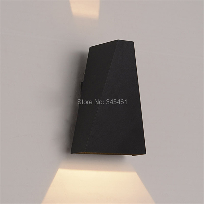ФОТО 1X Metal Wall Lamp LED Wall Sconce Up Down Led wall light Fixture Indoor Light for living room bedroom,Luminaire Apliques Pared