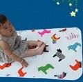 1 pic napkins Waterproof Diaper Baby  linens diapers changing mat mattress reusable nappies inflatable mat  newborns 50*70 TND33