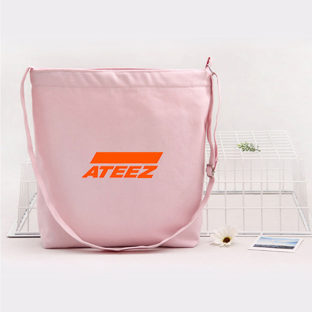 ATEEZ LOGO SHOULDER BAGS (4 VARIAN)