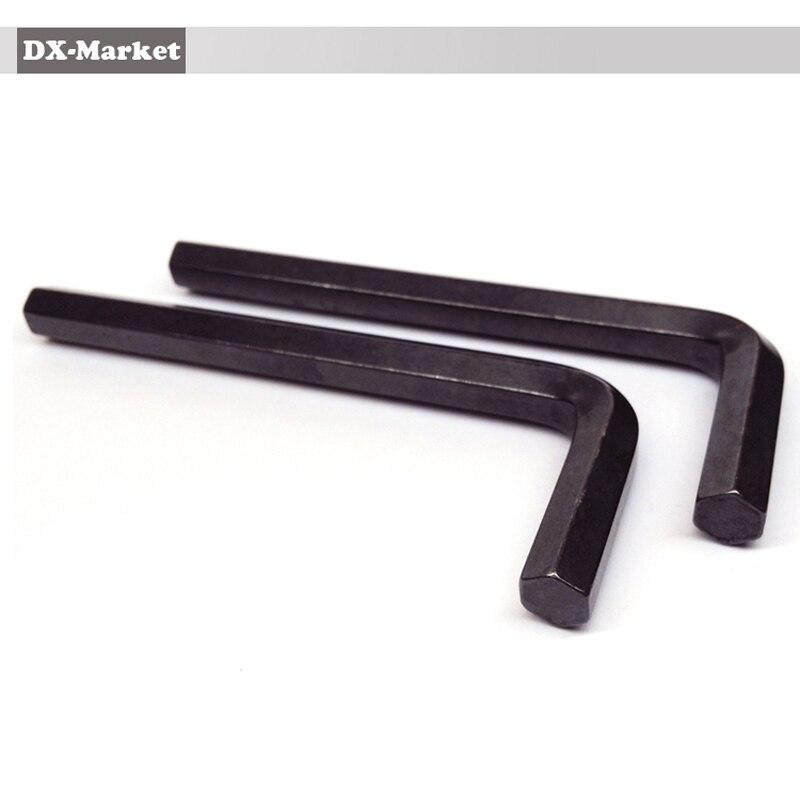 Klíč 1,5 mm, 100ks, šestihranný klíč DIN911, Ruční klíč s - Ruční nářadí - Fotografie 2