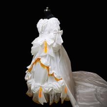 купить new white Vintage costumes 18th Duchess Retro medieval Renaissance Reenactment Theatre Civil war Victorian dress D-331 дешево