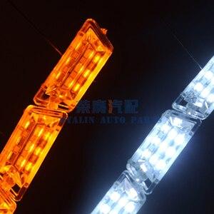 Image 4 - Светодиодные ленты для автомобильных фар ROYALIN, гибкая лента для мотоциклетных фар, поворотники, мягкая трубка
