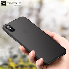 Cafele Matte TPU Phone Case for iPhone XS 5.8/ MAX 6.5 Ultra-thin Comfortable Soft Cover Xs/ Xs